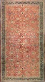Antique Lahore Carpet, No. 14162 - Galerie Shabab