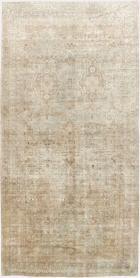 Antique Lavar Kerman Carpet, No. 14200 - Galerie Shabab