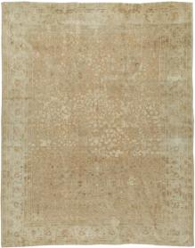 Antique Lahore Carpet, No. 14240 - Galerie Shabab