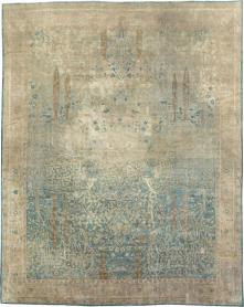 Antique Lahore Carpet, No. 14437 - Galerie Shabab