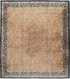 Antique Lahore Carpet, No. 14515 - Galerie Shabab