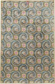 Vintage Kerman Carpet, No. 14526 - Galerie Shabab