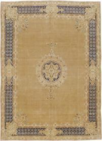 Vintage Kerman Carpet, No. 14663 - Galerie Shabab