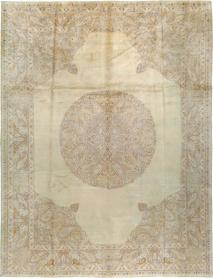 Semi-Antique Kerman Carpet, No. 14740 - Galerie Shabab