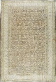 Antique Khorossan Carpet, No. 14797 - Galerie Shabab