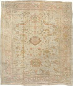 Antique Sultanabad Carpet, No. 14931 - Galerie Shabab