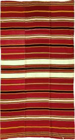 Vintage Kilim, No. 14976 - Galerie Shabab
