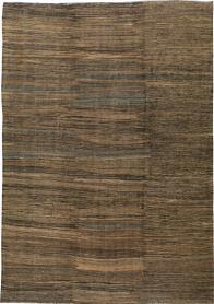 Vintage Rag Rug, No. 15054 - Galerie Shabab