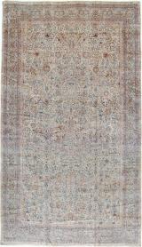 Antique Lavar Kerman Carpet, No. 15268 - Galerie Shabab