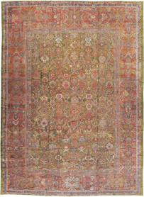 Antique Sultanabad Carpet, No. 15398 - Galerie Shabab