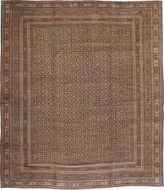 Antique Khorossan Carpet, No. 15472 - Galerie Shabab