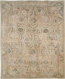 Antique Sultanabad Carpet, No. 15487 - Galerie Shabab