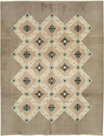 A Leleu Carpet, No. 15491 - Galerie Shabab