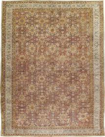 Antique Lahore Carpet, No. 15500 - Galerie Shabab