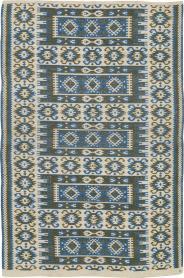 Vintage Swedish Rug, No. 15507 - Galerie Shabab