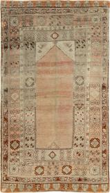 Antique Ghiordes Rug, No. 15551 - Galerie Shabab