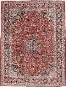 Antique Kashan Carpet, No. 15653 - Galerie Shabab
