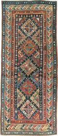 Antique Shirvan Rug, No. 15691 - Galerie Shabab