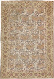 Antique Lahore Rug, No. 15761 - Galerie Shabab