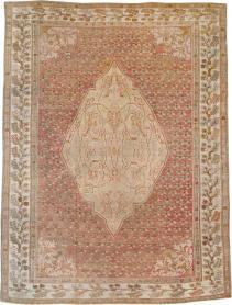 Antique Ghiordes Carpet, No. 15787 - Galerie Shabab