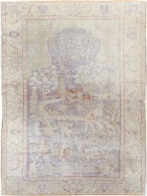 Antique Kayseri Rug, No. 15950 - Galerie Shabab