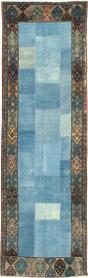Vintage Patchwork Kilim, No. 15963 - Galerie Shabab