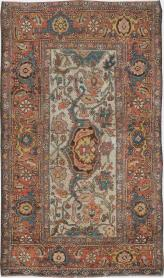 Antique Kurdish Rug, No. 16043 - Galerie Shabab