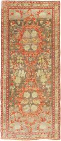 Antique Karabagh Rug, No. 16047 - Galerie Shabab