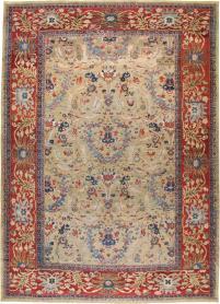 Antique Sultanbad Carpet, No. 16130 - Galerie Shabab
