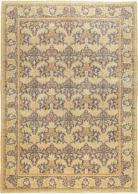 Vintage Cuenca Carpet, No. 16249 - Galerie Shabab