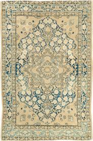 Antique Lavar Kerman Rug, No. 16256 - Galerie Shabab