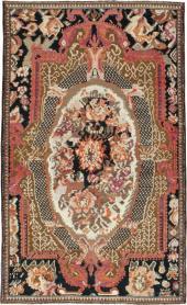 Antique Karabagh Rug, No. 16280 - Galerie Shabab