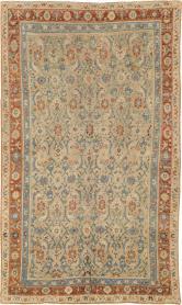 Antique Bidjar Rug, No. 16305 - Galerie Shabab
