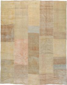 Vintage Tulu Compartment Carpet, No. 16331 - Galerie Shabab
