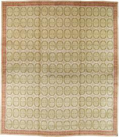 Antique Cuenca Square Carpet, No. 16427 - Galerie Shabab