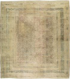 Antique Khorassan Carpet, No. 16496 - Galerie Shabab