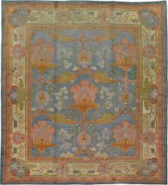 Antique Donegal Carpet, No. 16545 - Galerie Shabab