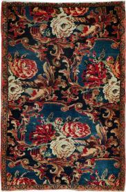 Antique Bidjar Rug, No. 16546 - Galerie Shabab