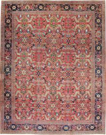 Antique Heriz Carpet, No. 16563 - Galerie Shabab