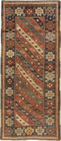 Antique Kazak Rug, No. 16583 - Galerie Shabab