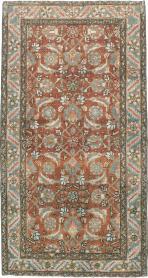 Antique Heriz Rug, No. 16626 - Galerie Shabab