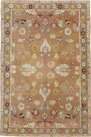Antique Agra Carpet, No. 16648 - Galerie Shabab