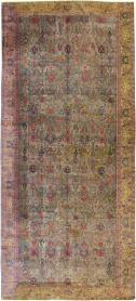 Antique Agra Carpet, No. 16650 - Galerie Shabab