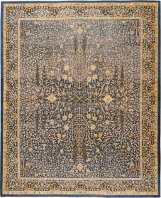 Antique Larestan Carpet, No. 16664 - Galerie Shabab