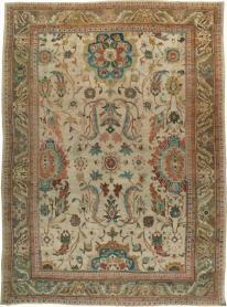 Antique Sultanbad Carpet, No. 16864 - Galerie Shabab
