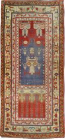 Antique Kayseri Rug, No. 17019 - Galerie Shabab