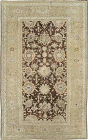 Antique Distressed Karabagh Carpet, No. 17028 - Galerie Shabab