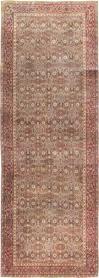 Antique Agra Gallery Carpet, No. 17050 - Galerie Shabab