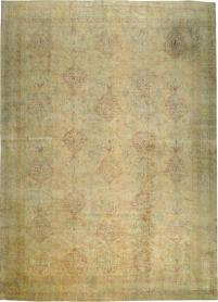 Antique Lahore Carpet, No. 17060 - Galerie Shabab