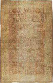 Antique Mahal Carpet, No. 17073 - Galerie Shabab